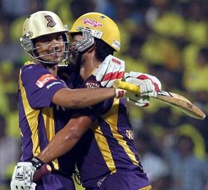 Chennai vs Kolkata: Gambhir hails Debabrata Das, 'a star in the making'