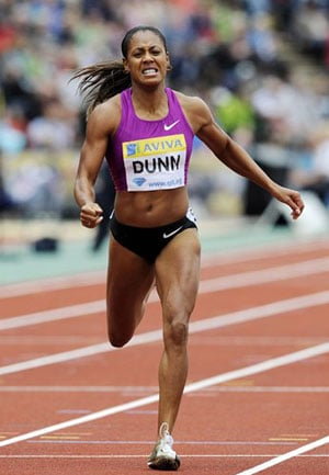 US sprinter Debbie Dunn out of Olympics after doping test