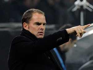 Frank De Boer rules out Liverpool move