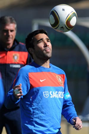 Former Portugal star Deco fails dope test