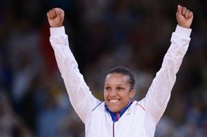 London 2012 Judo: France's Lucie Decosse lands elusive Olympic title