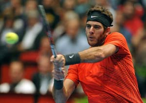 Del Potro eyes another Grand Slam shock
