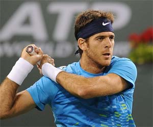 Del Potro back on clay with Estoril title defence