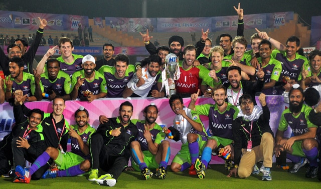 Delhi Waveriders beat Punjab Warriors in penalty shoot-out to lift Hockey India League title