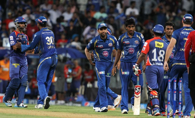 IPL 2014, Highlights MI vs DD: Mumbai Indians beat Delhi Daredevils to Stay Afloat in the Tournament