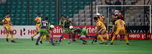 Delhi Waveriders continue their dream run in Hockey India League