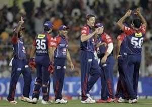 Kolkata Knight Riders vs Delhi Daredevils: Statistical highlights