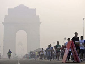 Delhi Half Marathon ranked best in the world