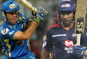 Sehwag still doubtful as Delhi Daredevils seek turnaround against Mumbai Indians