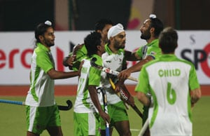 Delhi Waveriders maintain unbeaten record in HIL with win over Ranchi Rhinos