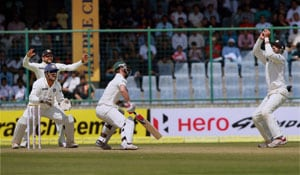 Delhi Test, Day 1: Statistical Highlights