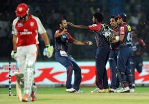 IPL 4 Statistical Highlights: Delhi Daredevils vs Kings XI Punjab