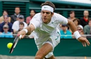 Wimbledon 2013: Juan Martin del Potro moves to third round