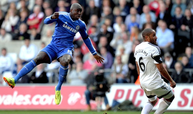 EPL: Chelsea beat Swansea City 1-0 to stay in title hunt