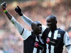 Baffled Demba Ba unsettled by Newcastle role