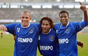 Dempo buy stakes in Danish football club