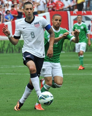 Clint Dempsey scores twice as USA edge Germany 4-3 in friendly
