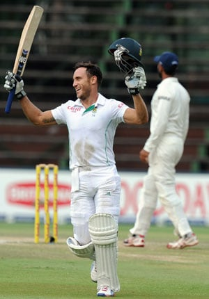 India vs South Africa: We are satisfied with a draw, says Faf du Plessis