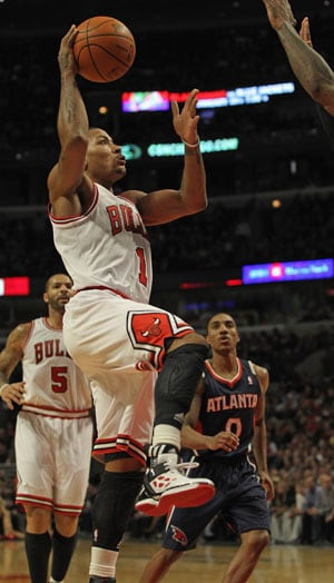 Chicago Bulls rally to down Atlanta Hawks