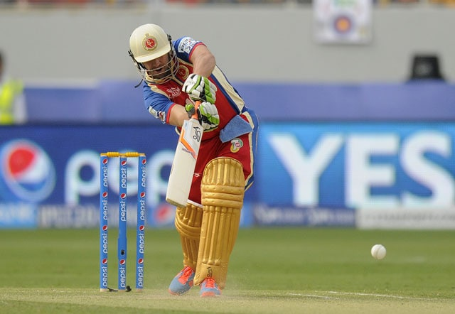 IPL 7: 'Calm' AB de Villiers took Royal Challengers Bangalore to win over Mumbai Indians, says Parthiv Patel