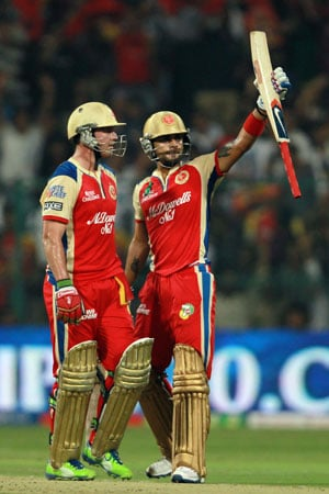 IPL 2013: It's my first Super Over and hopefully my last, says AB de Villiers after win