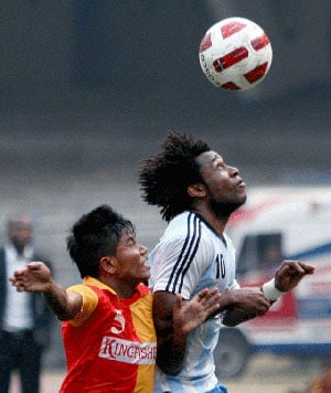 IFA Shield: East Bengal knocked out by Bangladeshi club
