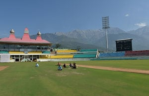 It's not all about cricket in Dharamsala this weekend