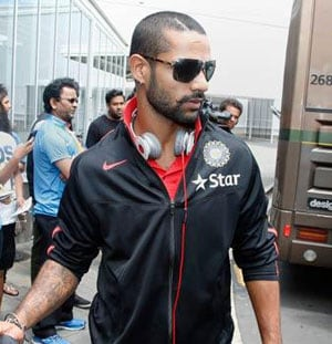 Shikhar Dhawan becomes father to baby boy