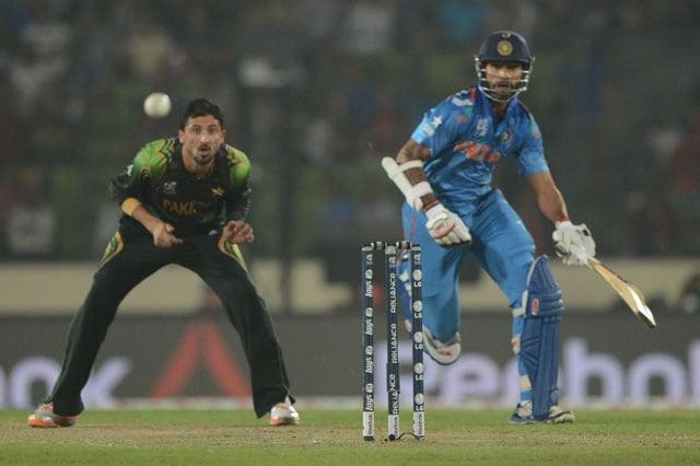 India vs Pakistan Live cricket score
