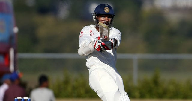 1st Test, Day 3: Shikhar Dhawan, Chesteshwar Pujara take India to 87/1 in steep chase against New Zealand