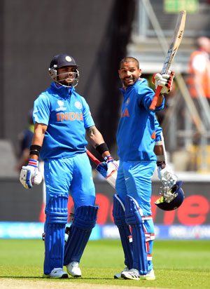 India vs South Africa: Shikhar Dhawan records first ODI ton