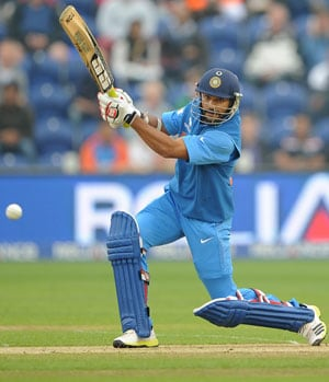 Shikhar Dhawan slams his 5th ODI century in India