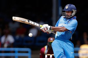 3rd ODI vs West Indies: Shikhar Dhawan fifty sets up India