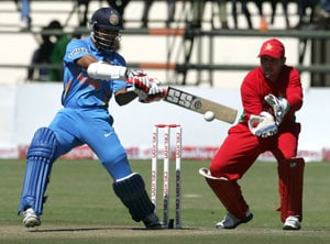 India vs Zimbabwe Live Cricket Score: Shikhar Dhawan
