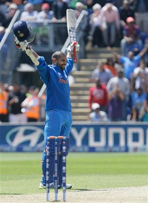 Shikhar Dhawan wanted to leave cricket