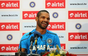 Shikhar Dhawan advised 'not to bat' in 2nd innings after hand injury: Sources