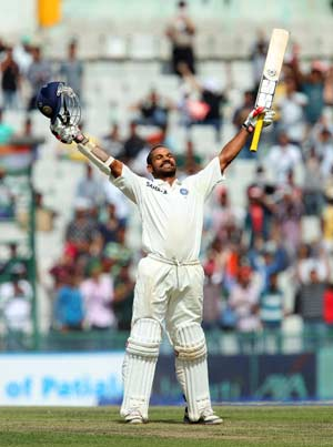 Dhawan's second coming