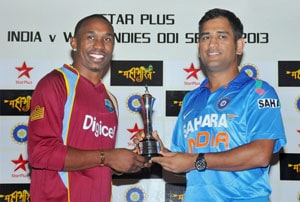 India vs West Indies: Mahendra Singh Dhoni and Co. eye ODI domination over Dwayne Bravo-led side