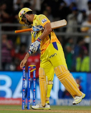 Chennai Super Kings 'Capture' Mumbai Indians' Fortress at Wankhede Stadium