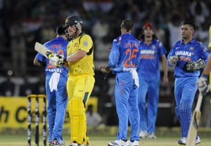 ODI series: India-Australia to face off in battle for No. 1 spot