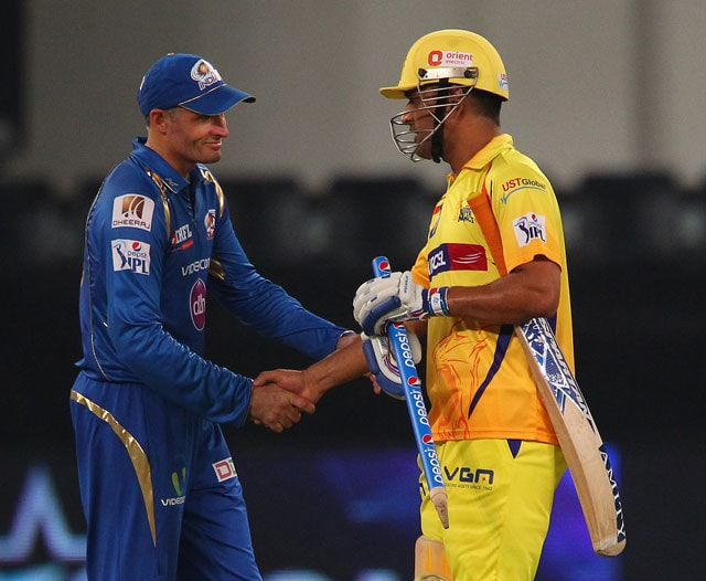 IPL 7, CSK vs MI, Highlights: Mohit Sharma, Brendon McCullum set up comfortable win for Chennai Super Kings