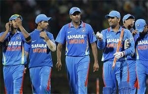India move up to 2nd spot in T20 rankings