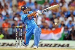 Mahendra Singh Dhoni's ODI tons a bad omen for India?