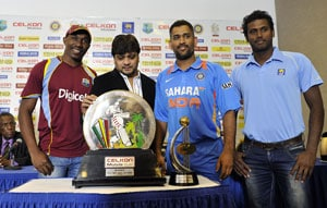 ICC Champions Trophy is history, says Mahendra Singh Dhoni