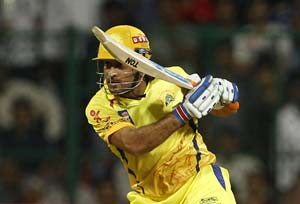 Chennai Super Kings skipper MS Dhoni is IPL's 'unbeaten' hero