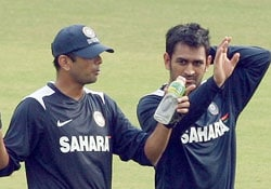 Rahul Dravid to MS Dhoni: Quit T20I and CSK captaincy, remain Test skipper