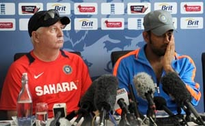BCCI contacts Andy Flower to replace coach Duncan Fletcher: report