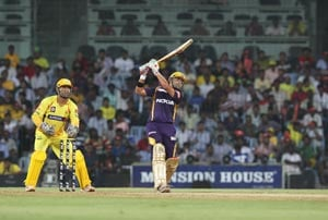 IPL 5: Gautam Gambhir leads Kolkata Knight Riders to win over Chennai Super Kings