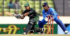 India, Pakistan renew cricket rivalry after Mumbai attacks