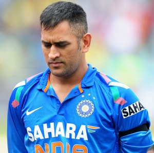 Mahendra Singh Dhoni admits India's middle order has been exposed in South Africa